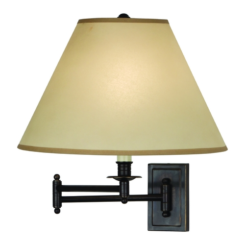 Robert Abbey Lighting Robert Abbey Kinetic Bronze Swing Arm Lamp Z1504XXX