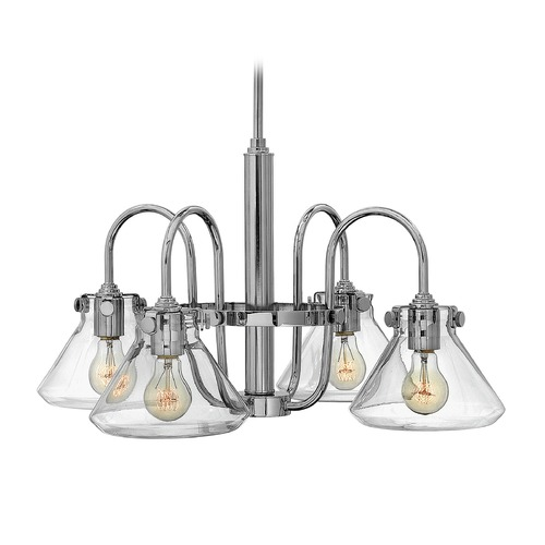 Hinkley Lighting Hinkley Lighting Congress Chrome Chandelier 3046CM