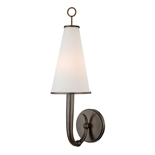 Hudson Valley Lighting Hudson Valley Lighting Colden Distressed Bronze Sconce 8200-DB