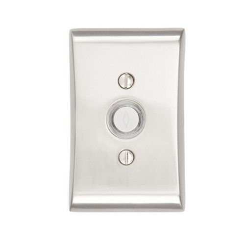 Emtek Hardware Emtek Hardware Polished Chrome Doorbell Button 2460-US26