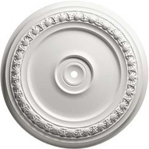 Focal Point Paintable Ceiling Medallion - 24-3/8-Inches Wide 83424