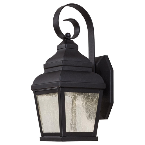 Minka Lavery Minka Lighting Black Mossoro Outdoor Wall Light 8261-66-L