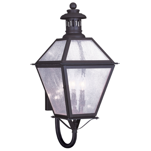 Livex Lighting Livex Lighting Waldwick Bronze Outdoor Wall Light 2047-07