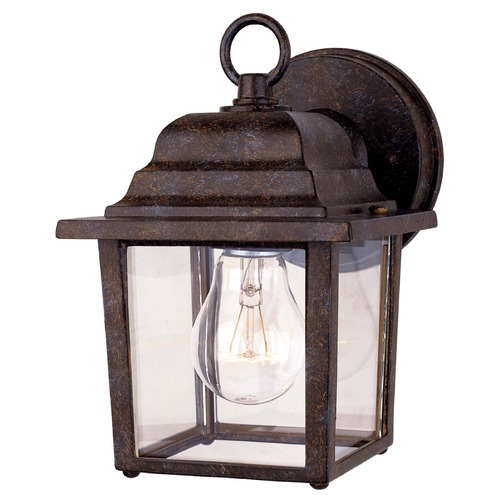 Savoy House Savoy House Rustic Bronze Outdoor Wall Light 5-3045-72