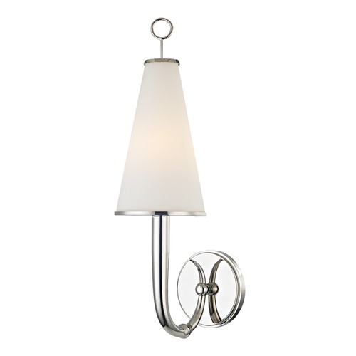 Hudson Valley Lighting Hudson Valley Lighting Colden Polished Nickel Sconce 8200-PN