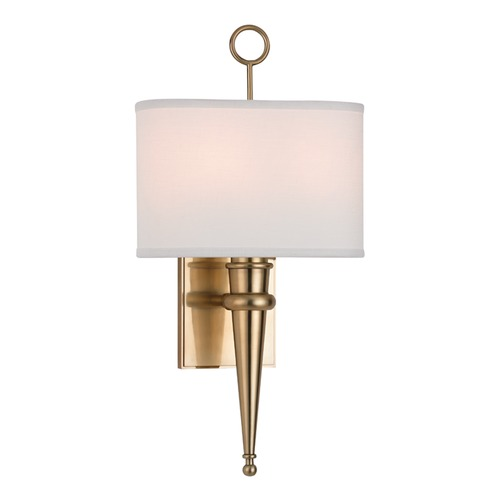 Hudson Valley Lighting Hudson Valley Lighting Harmony Aged Brass Sconce 8300-AGB