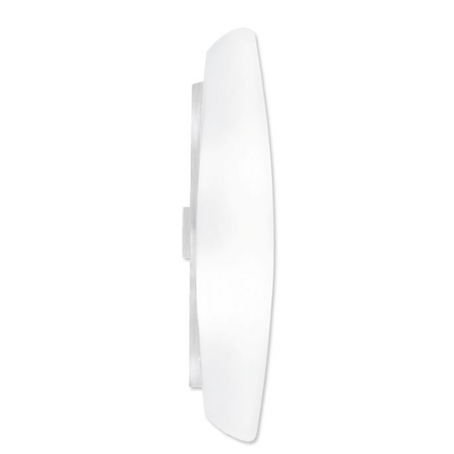 Maxilite Lighting Brushed Steel Bathroom Light - Vertical or Horizontal Mounting  6594-40