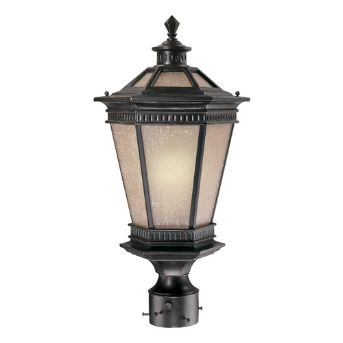 Design Classics Lighting 20-3/4-Inch Outdoor Post Light 9797-68