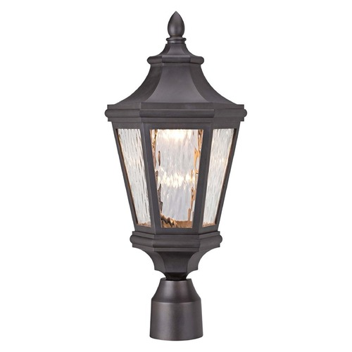 Minka Lavery Minka Hanford Pointe Oil Rubbed Bronze LED Post Light 71826-143-L