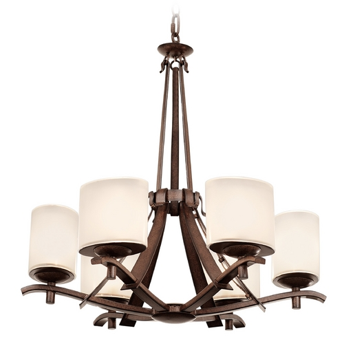 Kalco Lighting Kalco Lighting Stapleford Tuscan Sun Chandelier 2997TN
