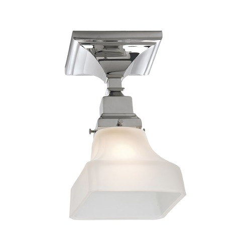 Norwell Lighting Norwell Lighting Birmingham Chrome Semi-Flushmount Light 8121F-CH-PY