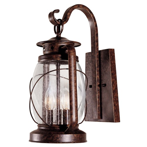 Savoy House Savoy House New Tortoise Shell Outdoor Wall Light 5-3411-56