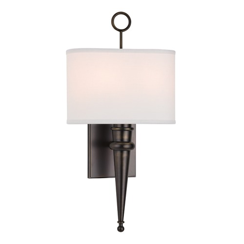 Hudson Valley Lighting Hudson Valley Lighting Harmony Distressed Bronze Sconce 8300-DB