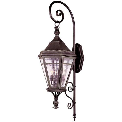 Troy Lighting Oversize 46-Inch Outdoor Wall Light P1273-NR