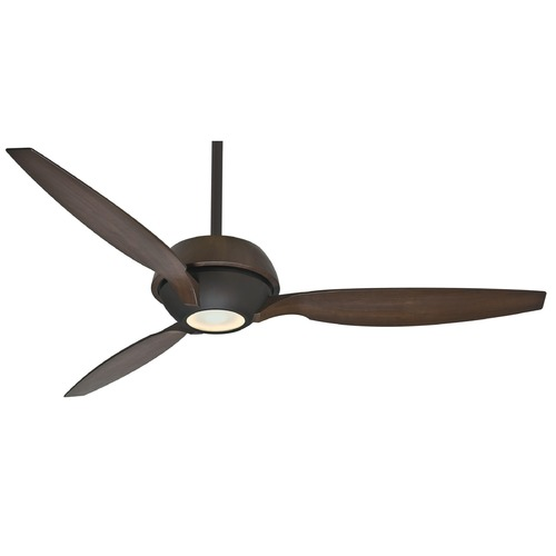 Casablanca Fan Co Casablanca Riello Maiden Bronze LED Ceiling Fan with Light 59119