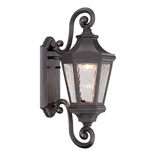 Minka Lavery Minka Hanford Pointe Oil Rubbed Bronze LED Outdoor Wall Light 71822-143-L