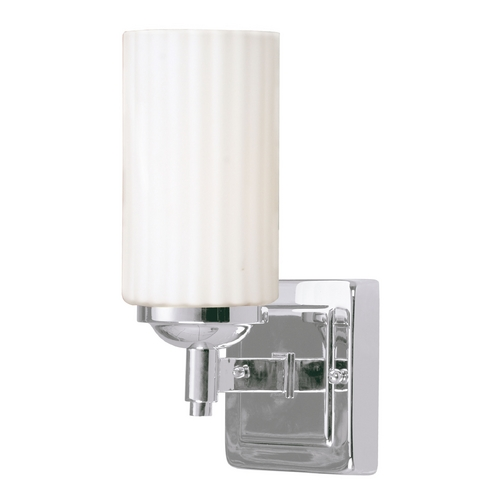 Livex Lighting Livex Lighting Madison Chrome Sconce 1421B-05