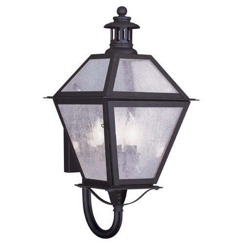 Livex Lighting Livex Lighting Waldwick Bronze Outdoor Wall Light 2044-07
