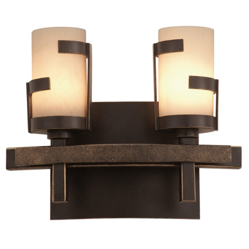 Kalco Lighting Kalco Lighting Emsworth Tawny Port Bathroom Light 3012TP