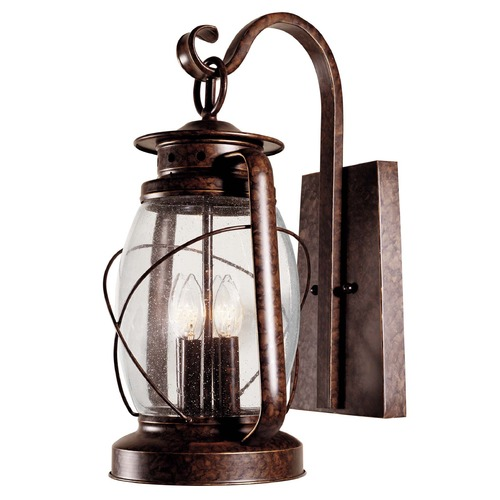 Savoy House Savoy House New Tortoise Shell Outdoor Wall Light 5-3412-56