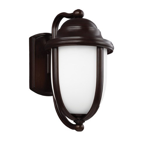 Feiss Lighting Feiss Lighting Vintner Outdoor Heritage Bronze Outdoor Wall Light OL10101HTBZ