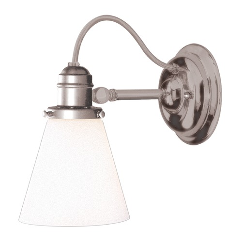 Hudson Valley Lighting Hudson Valley Lighting Hadley Satin Nickel Sconce 2341-SN