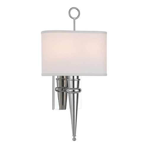 Hudson Valley Lighting Hudson Valley Lighting Harmony Polished Nickel Sconce 8300-PN