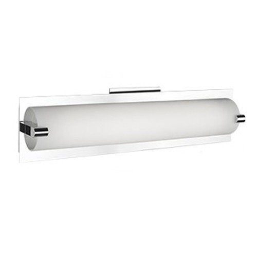 Kuzco Lighting Chrome LED Bathroom Light by Kuzco Lighting VL0118-CH