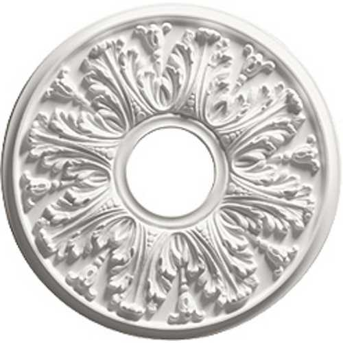 Focal Point Small Decorative Ceiling Medallion - 16-Inches Wide 87216