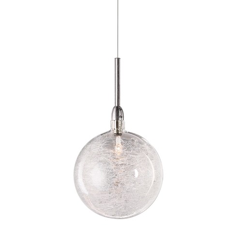 ET2 Lighting Threaded Glass Globe Mini-Pendant E20108-79
