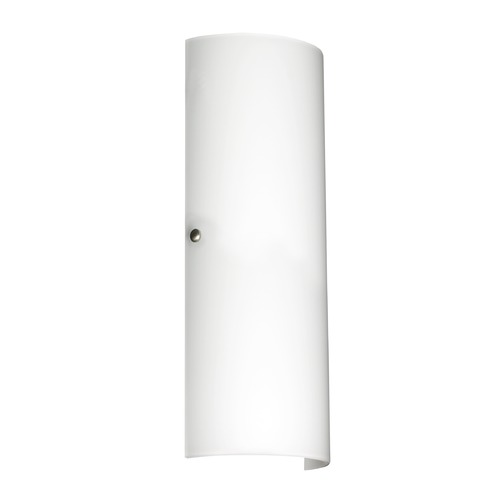Besa Lighting Besa Lighting Torre Satin Nickel LED Sconce 819307-LED-SN