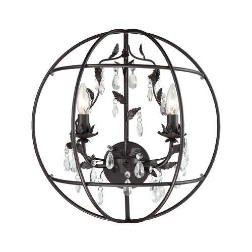 Elk Lighting Elk Lighting Bridget Oil Rubbed Bronze Sconce 18220/2