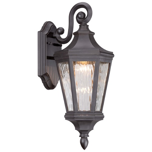 The Great Outdoors 71826 143 L Hanford Pointe 1 Light Led: Minka Hanford Pointe Oil Rubbed Bronze LED Outdoor Wall