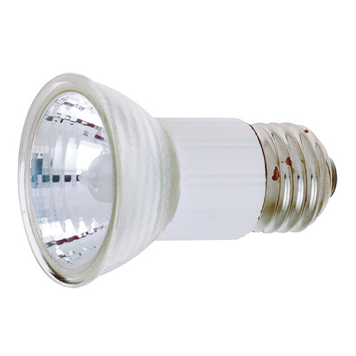 Satco Lighting Halogen JDR Light Bulb Medium Base Flood 36 Degree Beam Spread 2900K 120V Dimmable S3139