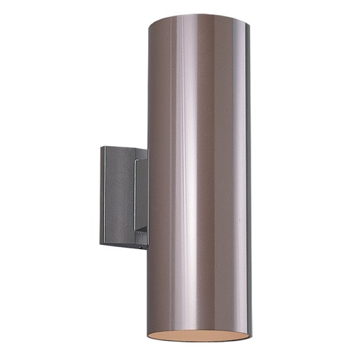 Sea Gull Lighting Sea Gull Lighting Outdoor Bullets Bronze LED Outdoor Wall Light 8413991S-10