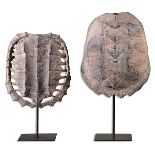 Uttermost Lighting Uttermost Turtle Shells, Set of 2 19925