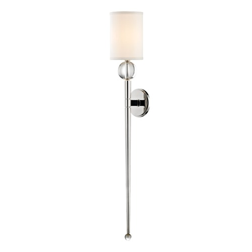 Hudson Valley Lighting Hudson Valley Lighting Serena Polished Nickel Sconce 8436-PN