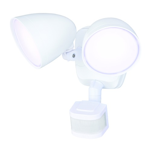 Vaxcel Lighting Tau White LED Security Light by Vaxcel Lighting T0298