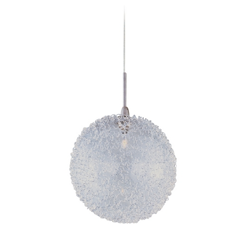 ET2 Lighting Modern Low Voltage Mini-Pendant Light E94417-78SN