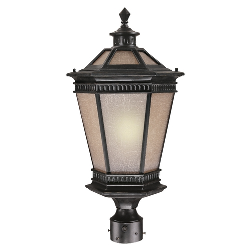Design Classics Lighting 24-Inch Outdoor Post Light 9799-68