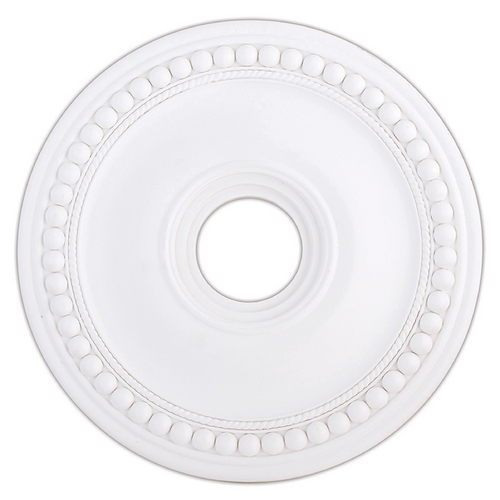 Livex Lighting Livex Lighting Wingate White Ceiling Medallion 82074-03