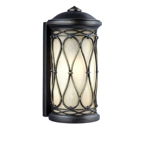 Feiss Lighting Feiss Lighting Wellfleet Aged Bronze Outdoor Wall Light OL10901ABR