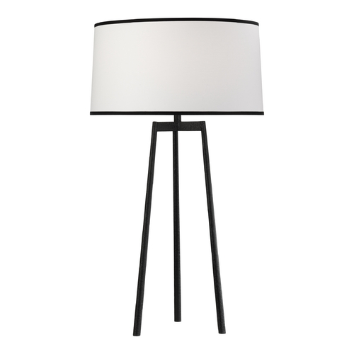 Robert Abbey Lighting Mid-Century Modern Table Lamp Iron Rico Espinet Shinto by Robert Abbey 2170