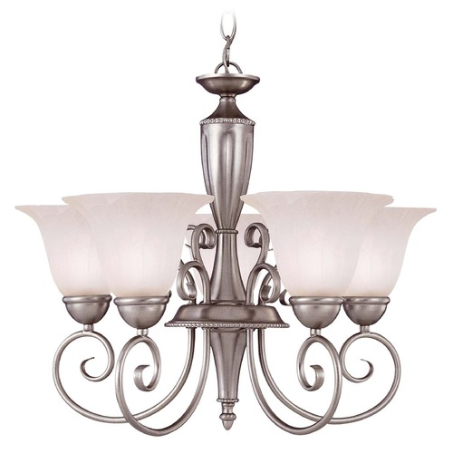 Savoy House Savoy House Pewter Chandelier KP-1-5001-5-69