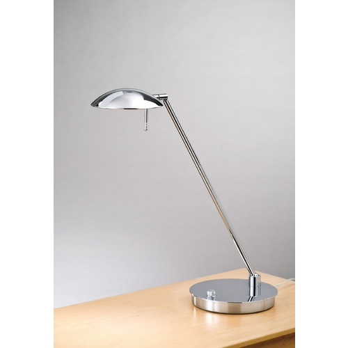 Holtkoetter Lighting Holtkoetter Modern Table Lamp in Chrome Finish 6477 CH