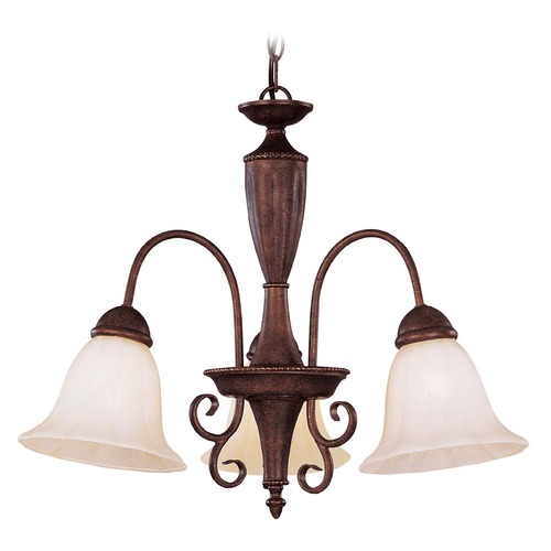 Savoy House Savoy House Walnut Patina Chandelier KP-1-5002-3-40