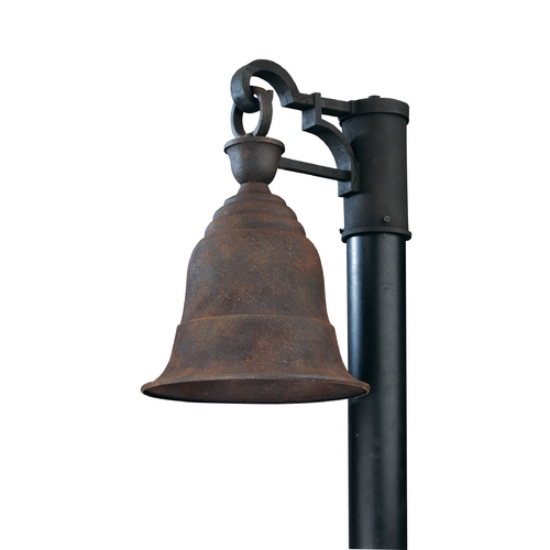 Troy Lighting Post Light in Cenntinial Rust Finish P2364CR