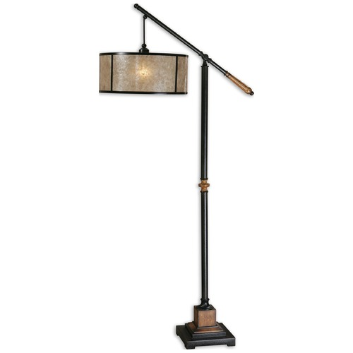 Uttermost Lighting Uttermost Sitka Lantern Floor Lamp 28584-1