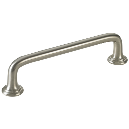 Seattle Hardware Co Satin Nickel Cabinet Pull - 4-inch Center to Center HW26-458-09