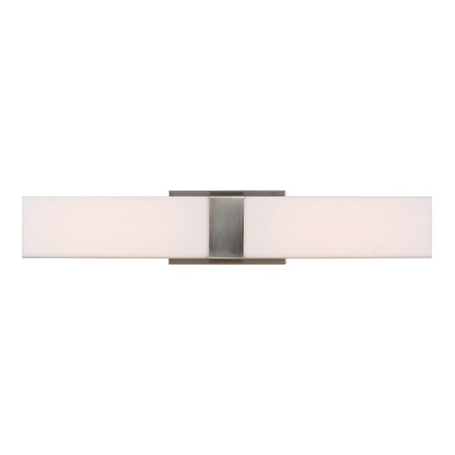 Sea Gull Lighting Sea Gull Lighting Vandeventer Brushed Nickel LED Bathroom Light 4422991S-962